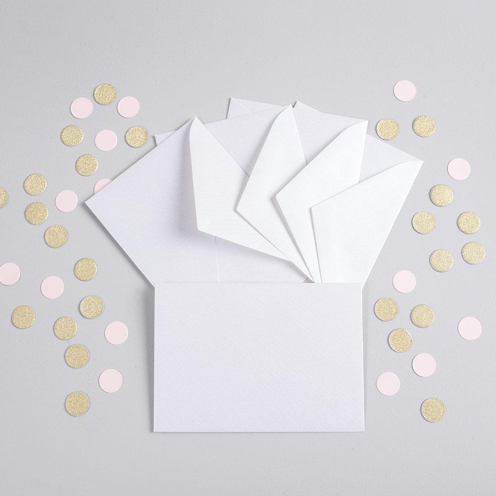 foto Magnesy na święta 9 x 6 cm + koperty białe 8 sztuk