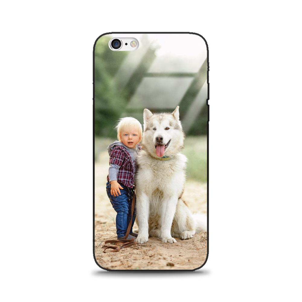 Etui case na telefon iPhone 6 - iPhone 6S ze zdjęciem