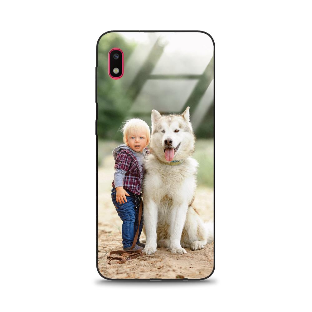 Etui case na telefon Samsung Galaxy A10 ze zdjęciem