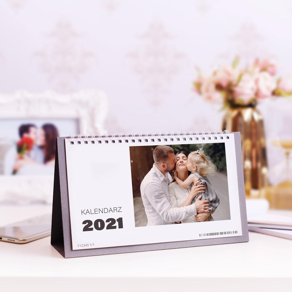 Kalendarz Biurkowy ze zdjęć na zamówienie