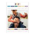 foto Kalendarz na prezent dla taty plakatowy
