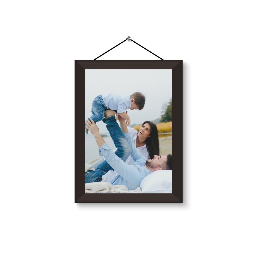 foto Plakat na prezent dla mamy z własnym zdjęciem A2