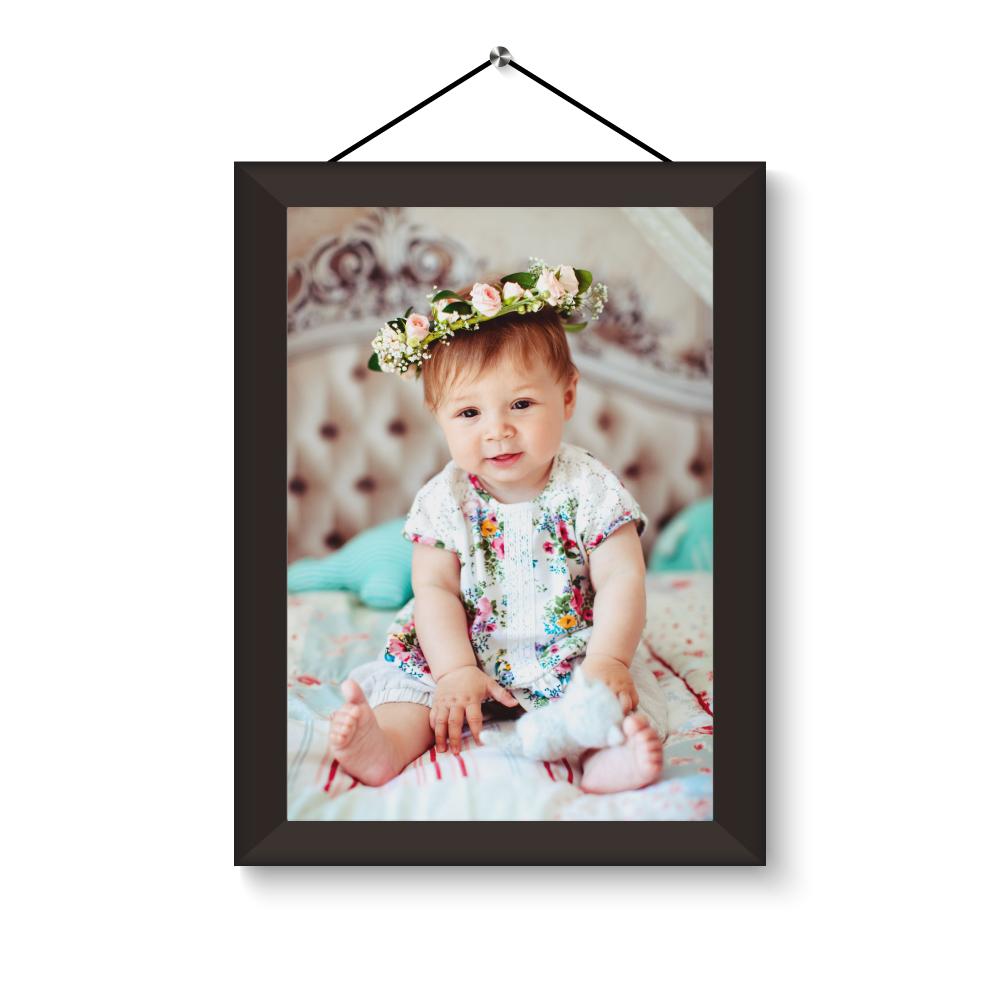 foto Plakat na prezent dla mamy z własnym zdjęciem B2