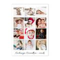 fotoPlakat dla Dziadków własne zdjęcia kolaż B2