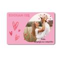 foto magnes ze zdjęciem na walentynki dla dziewczyny podziękowania 15 x 10 cm