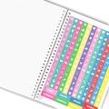Notes personalizowany na spirali twarda oprawa 60 kartek czasem kręce na walentynki dla dziewczyny