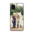 Etui case na telefon Samsung Galaxy A31 ze zdjęciem
