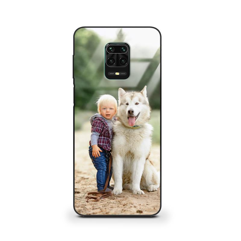 Etui case na telefon Xiaomi Redmi Note 9 Pro ze zdjęciem
