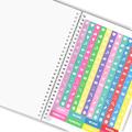 Notes organizer twarda oprawa pożeracz książek