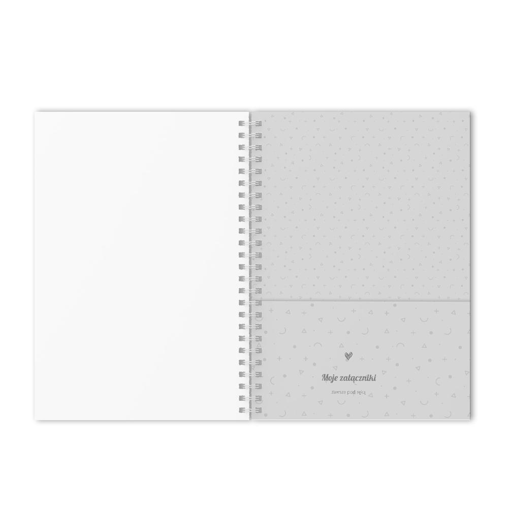Notes personalizowany awokado