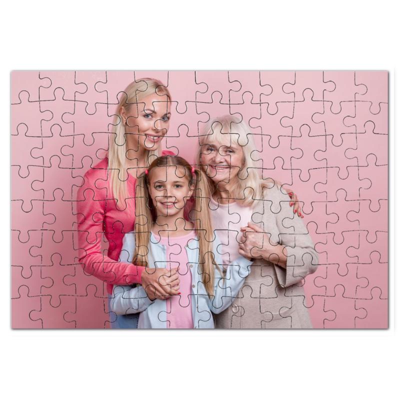 foto Puzzle ze zdjęcia 96 elementów na Dzień Kobiet