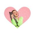 foto Puzzle ze zdjęcia serce 64 elementy na Dzień Kobiet