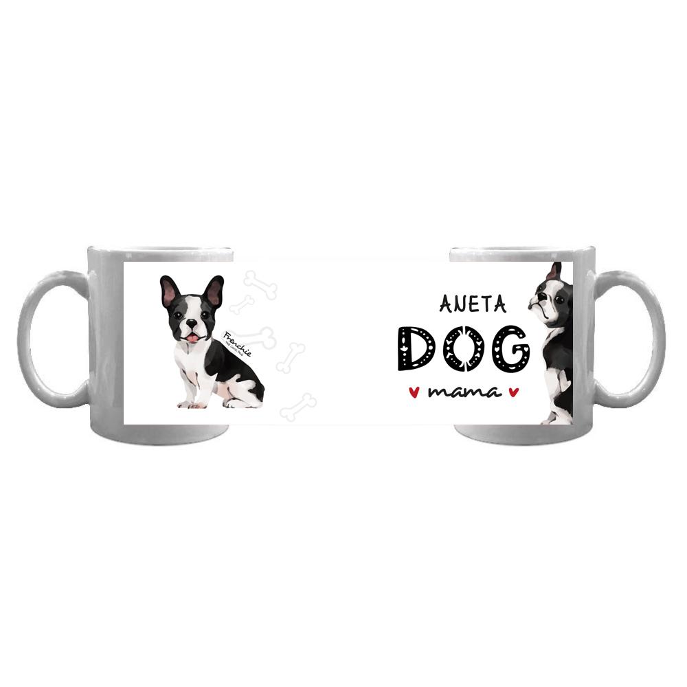 Kubek personalizowany bulgod francuski dog mama