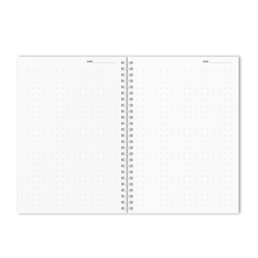 Notatnik notes personalizowany z imieniem dziennik treningowy