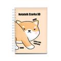 Notes notatnik personalizowany śmieszny mem pieseł