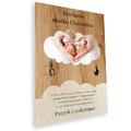 Deska z nadrukiem na prezent dla Matki Chrzestnej na Chrzest