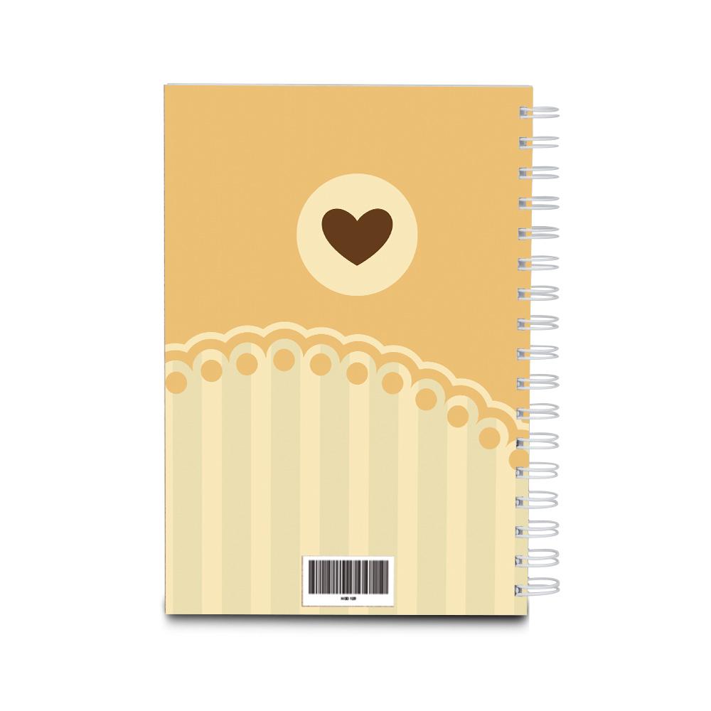 Notatnik personalizowany przepiśnik na prezent Dzień Mamy do pieczenia i gotowania dla mamy