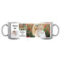 Kubek personalizowany z własnym zdjęciem na prezent dla mamy od dzieci kolaż