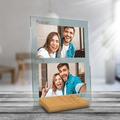 Przezroczyste PLEXI NADRUK ze zdjęciami prezent pamiątka