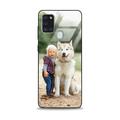 Etui case na telefon Samsung Galaxy A21S ze zdjęciem