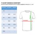 Rozmiar L - koszulka damska z własnym nadrukiem - Świadkowa idealna
