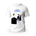 Rozmiar XL - koszulka męska z własnym nadrukiem dla taty - Najlepszy Tata - biała