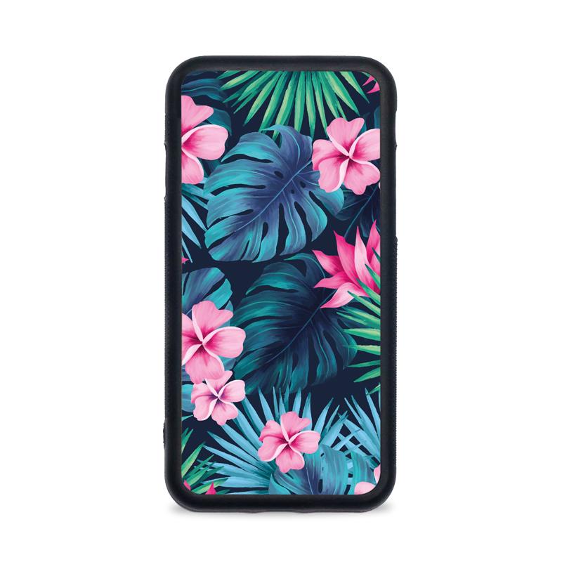 Etui case na telefon Huawei z grafiką - kwiaty