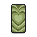 Etui case na telefon iPhone z grafiką - serce Brawurka