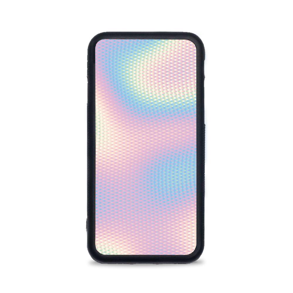 Etui case na telefon iPhone z grafiką - łuski syreny
