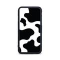 Etui case na telefon Samsung z grafiką - łatki krowy