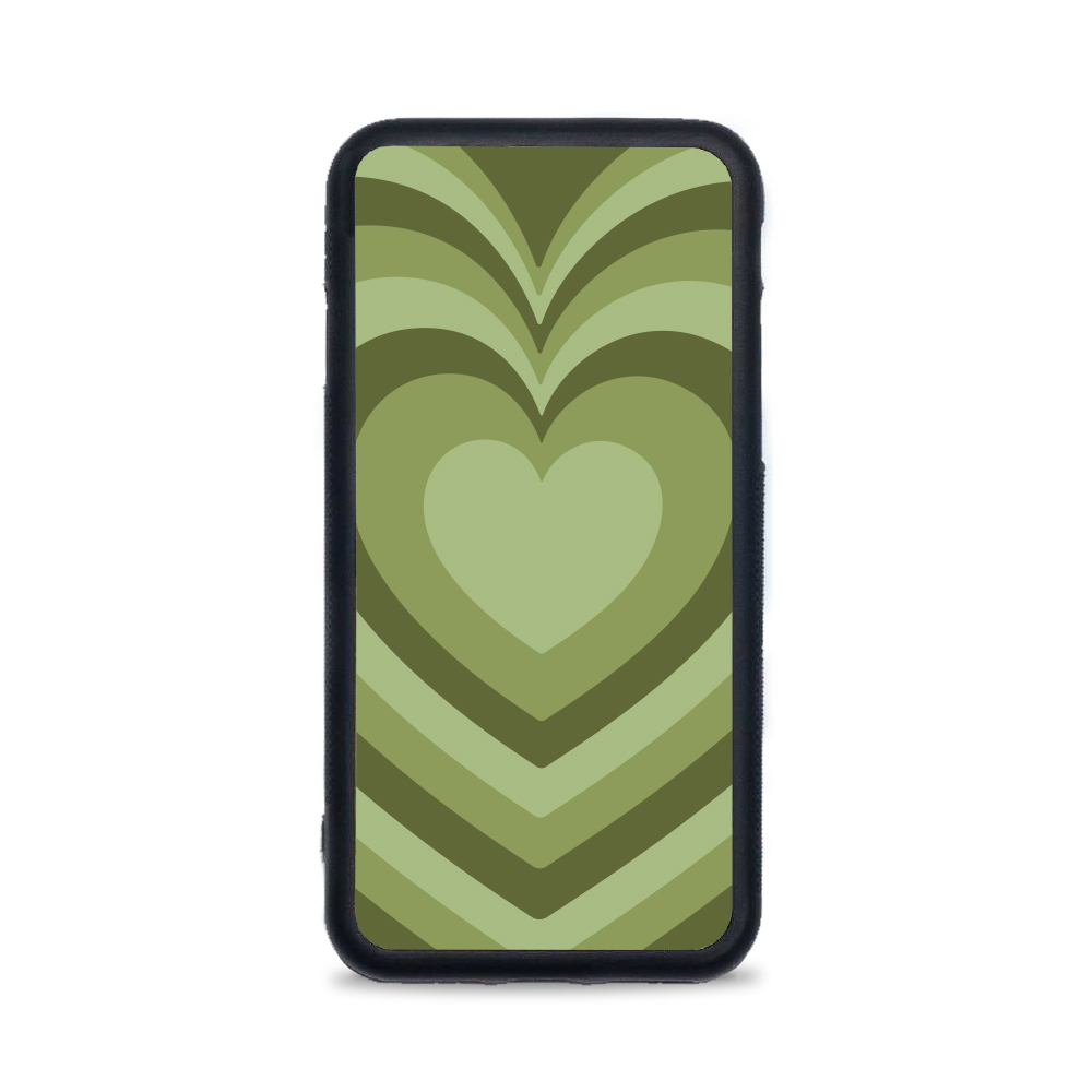 Etui case na telefon Samsung z grafiką - serce Brawurka