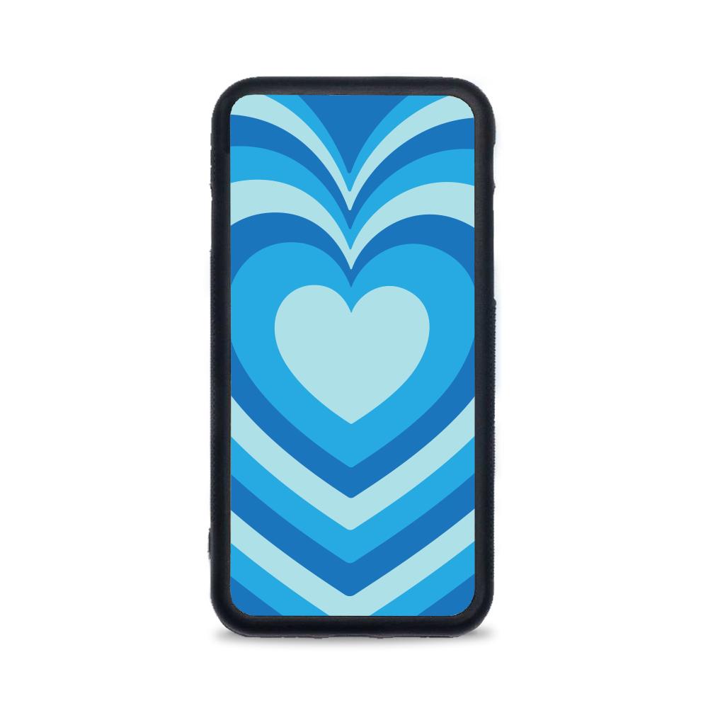 Etui case na telefon Samsung z grafiką - serce Bajka