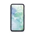 Etui case na telefon Xiaomi z grafiką - zielony marmur