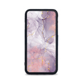 Etui case na telefon Huawei z grafiką - fioletowy marmur
