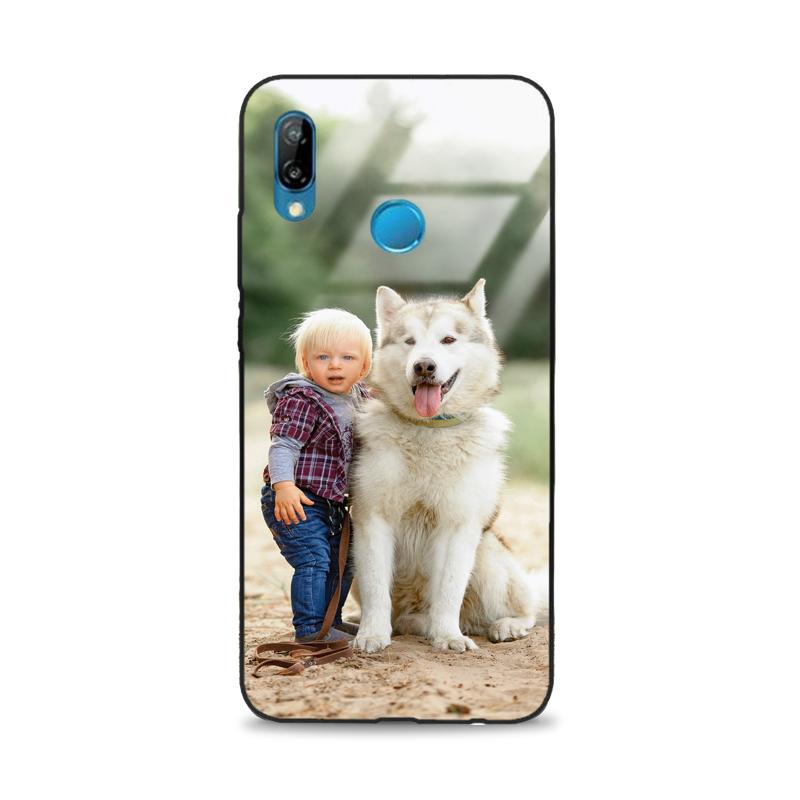 Etui case na telefon Huawei P30 Lite ze zdjęciem