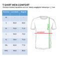 Rozmiar XXXL - koszulka męska z własnym nadrukiem dla taty - Strażak
