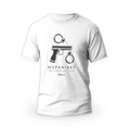 Rozmiar XXXL - koszulka męska z własnym nadrukiem dla taty - Policjant