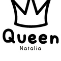 Rozmiar XS - koszulka damska z własnym nadrukiem - Queen
