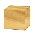 Kubek złoty z nadrukiem napisem prezent podziękowanie dla chrzestnych