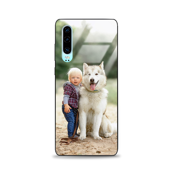 Etui case na telefon Huawei P30 ze zdjęciem