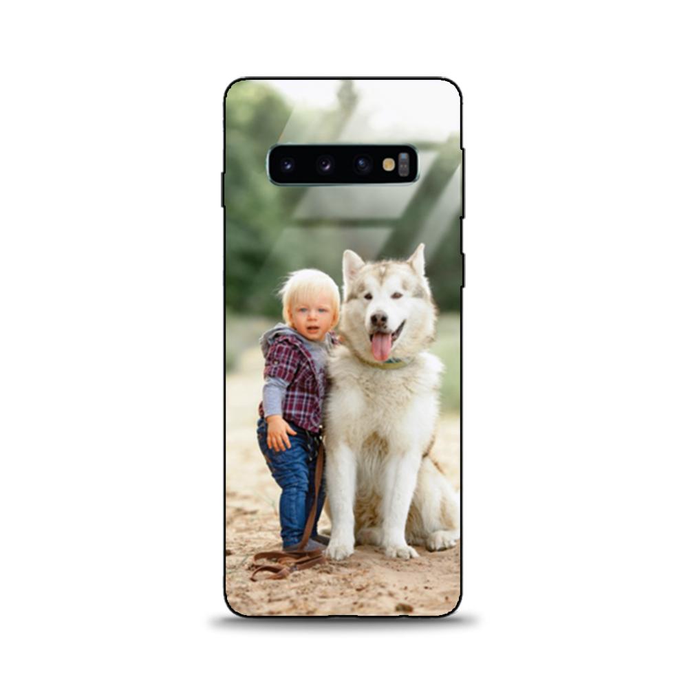 Etui case na telefon Samsung Galaxy S10 ze zdjęciem