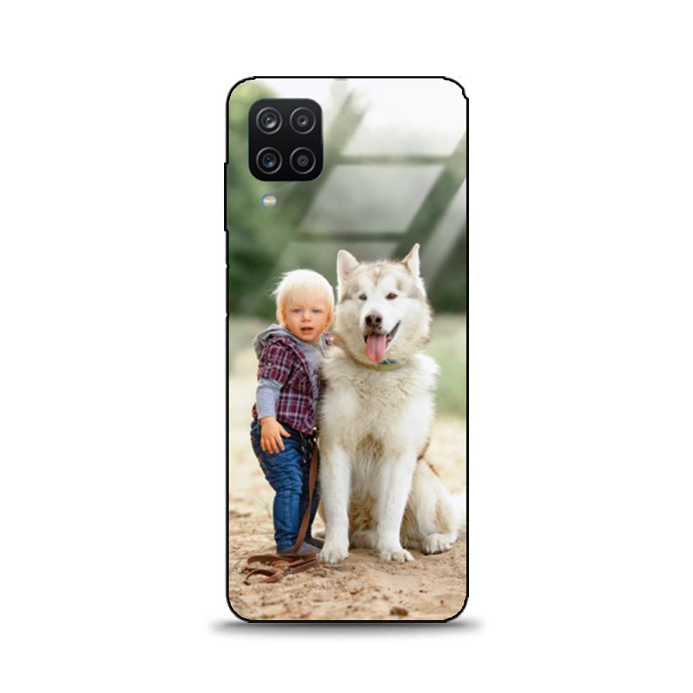 Etui case na telefon Samsung Galaxy A12 5G ze zdjęciem