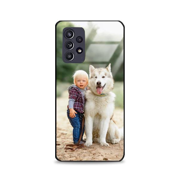 Etui case na telefon Samsung Galaxy A52 5G ze zdjęciem