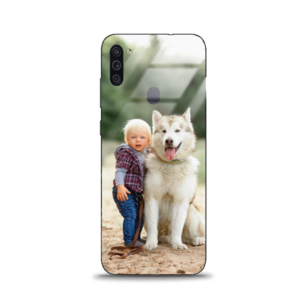 Etui case na telefon Samsung Galaxy M11 ze zdjęciem