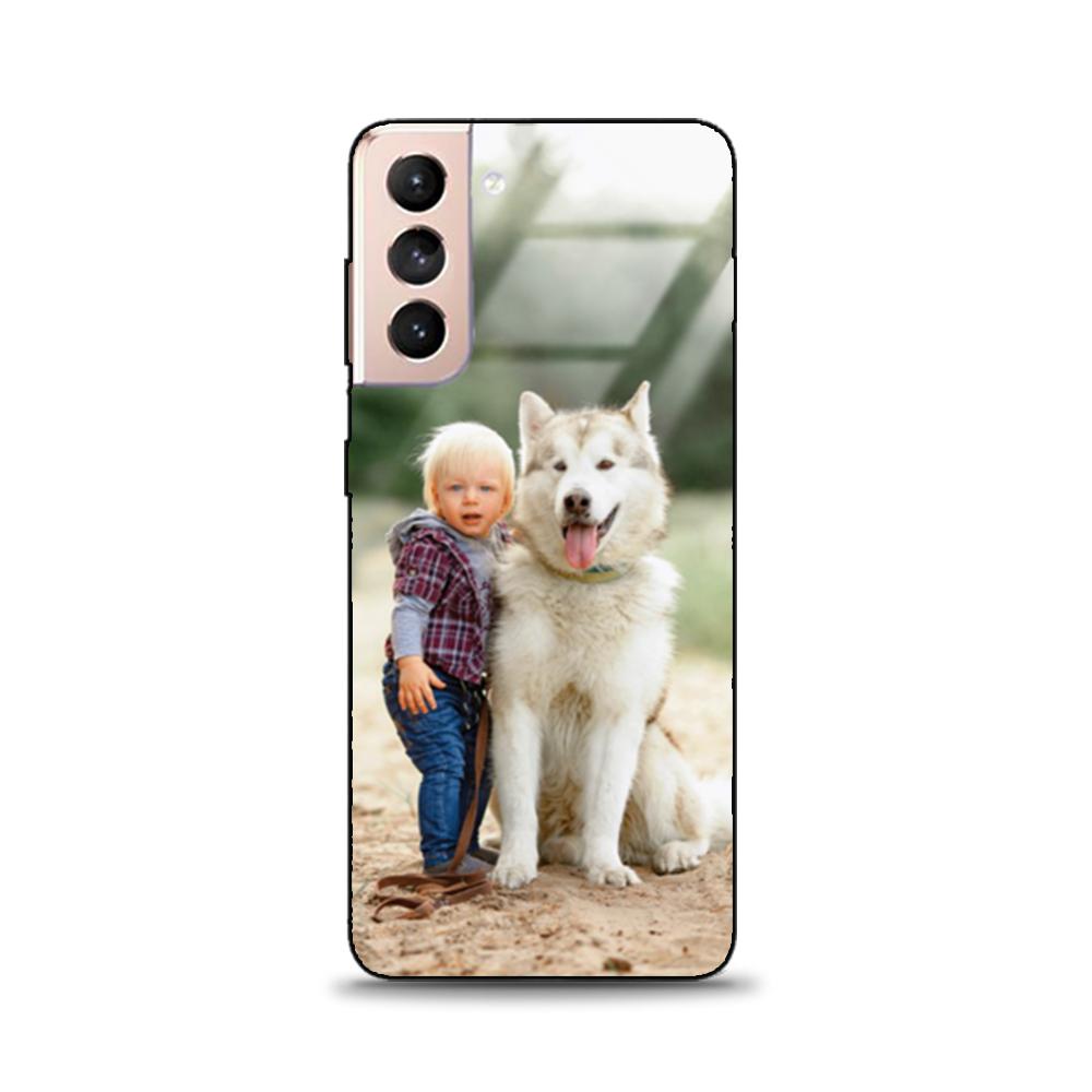 Etui case na telefon Samsung Galaxy S21 5G ze zdjęciem