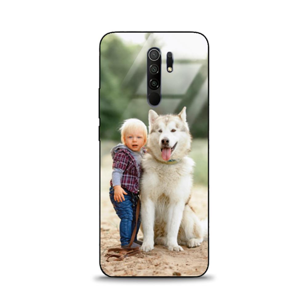 Etui case na telefon Xiaomi Redmi 9 ze zdjęciem