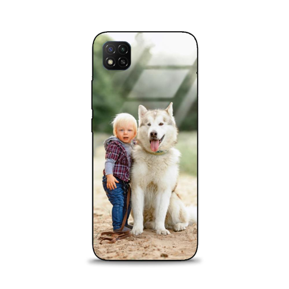 Etui case na telefon Xiaomi Redmi 9C ze zdjęciem