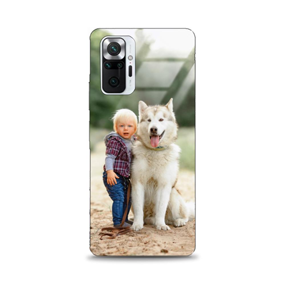 Etui case na telefon Xiaomi Redmi Note 10 Pro ze zdjęciem