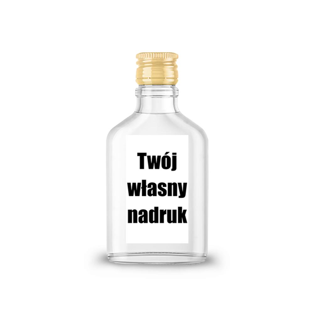 Naklejki na nalewki etykiety samoprzylepne personalizowane bimer alkohol wódkę własny projekt