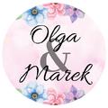 Naklejki etykiety okrągłe na słoiczki z miodem ślub wesele podziękowanie dla gości imiona imiona kwiatowe pastelowe